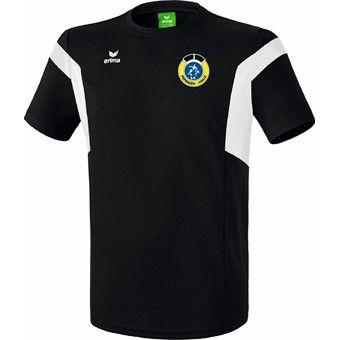 Picture of Erima Classic Team T-Shirt - Zwart / Wit