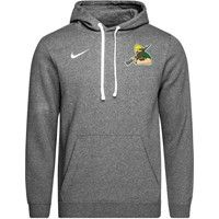 Nike Club 19 Sweater Met Kap - Charcoal