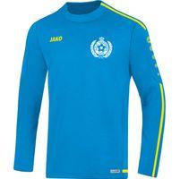 Jako Striker 2.0 Sweater Kinderen - Jako Blauw / Fluogeel