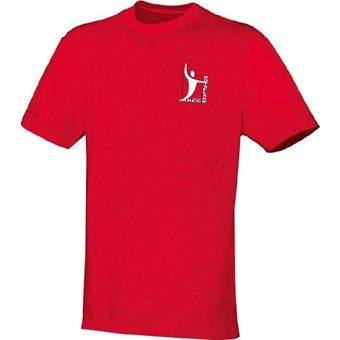 Picture of Jako Team T-Shirt - Rood