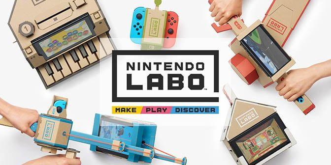 Nintendo Labo
