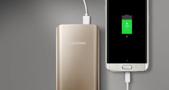 Samsung S9 battery