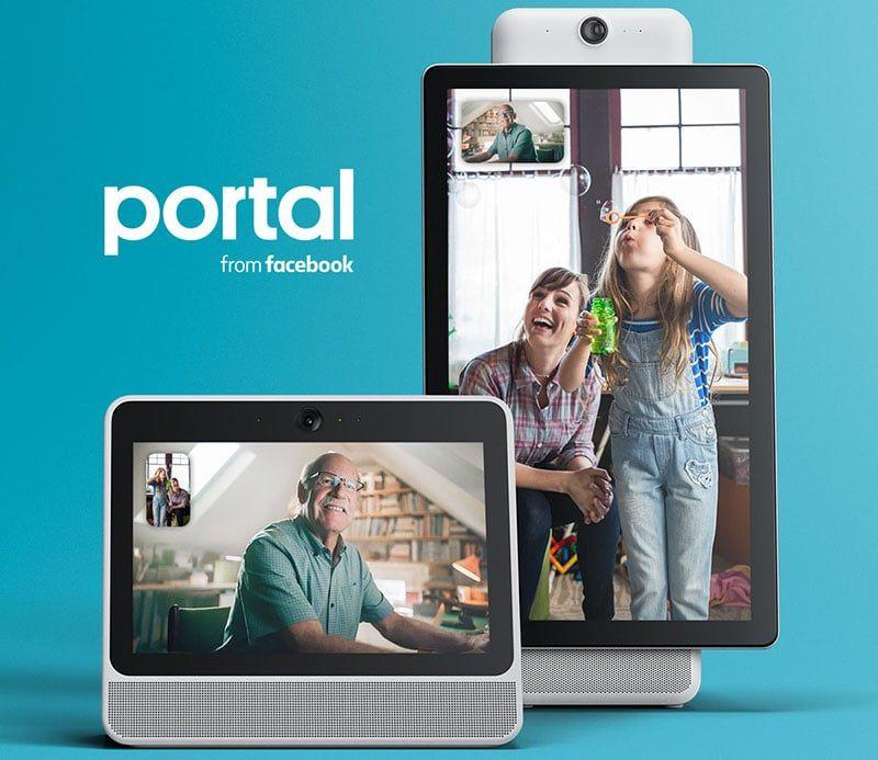Facebook announces Portal