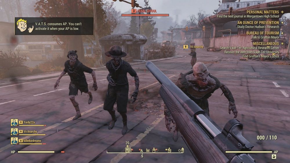 Fallout 76 monsters