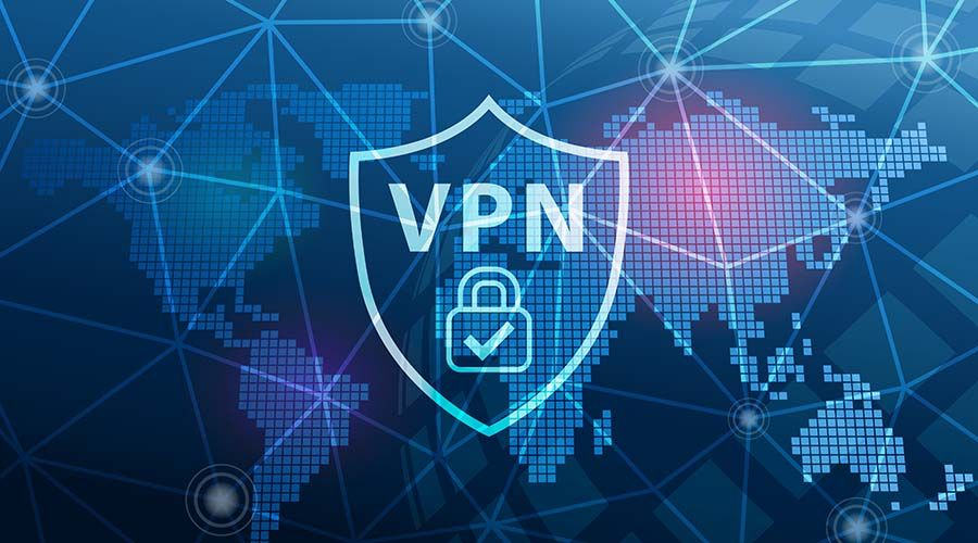 VPN Virtual Private Network Technology Secure Connection Cyber S