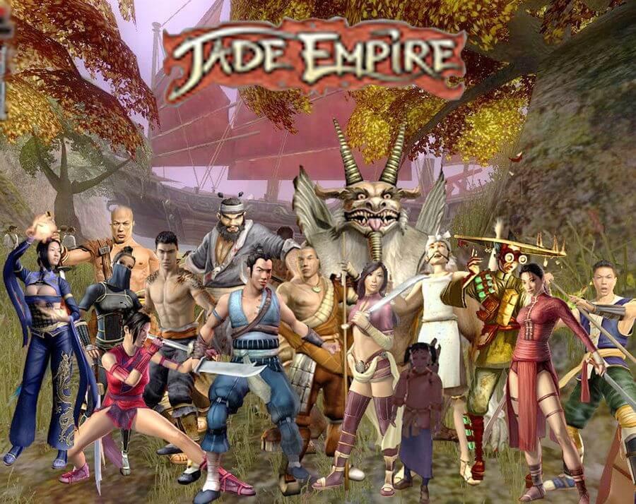 Jade-Empire