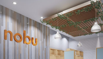 Nobu Salon Jakarta – Desain Interior