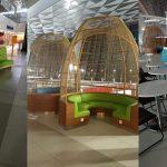 Bandara T3 Indonesia – Sofa