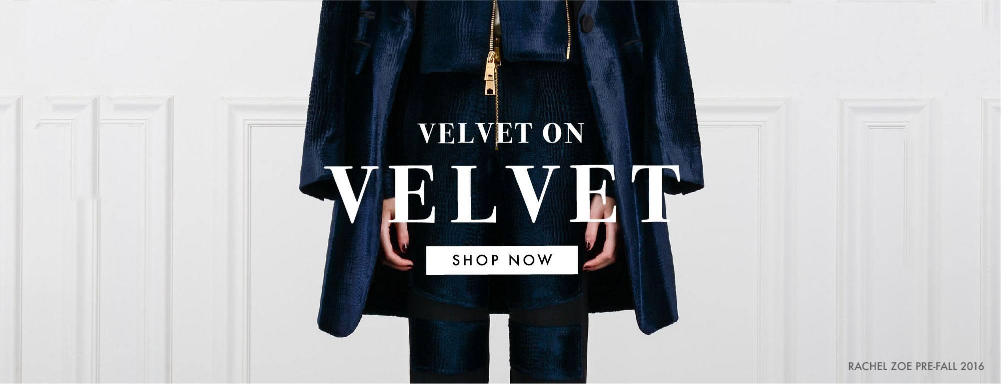 Velvet Fabrics - Shop Now