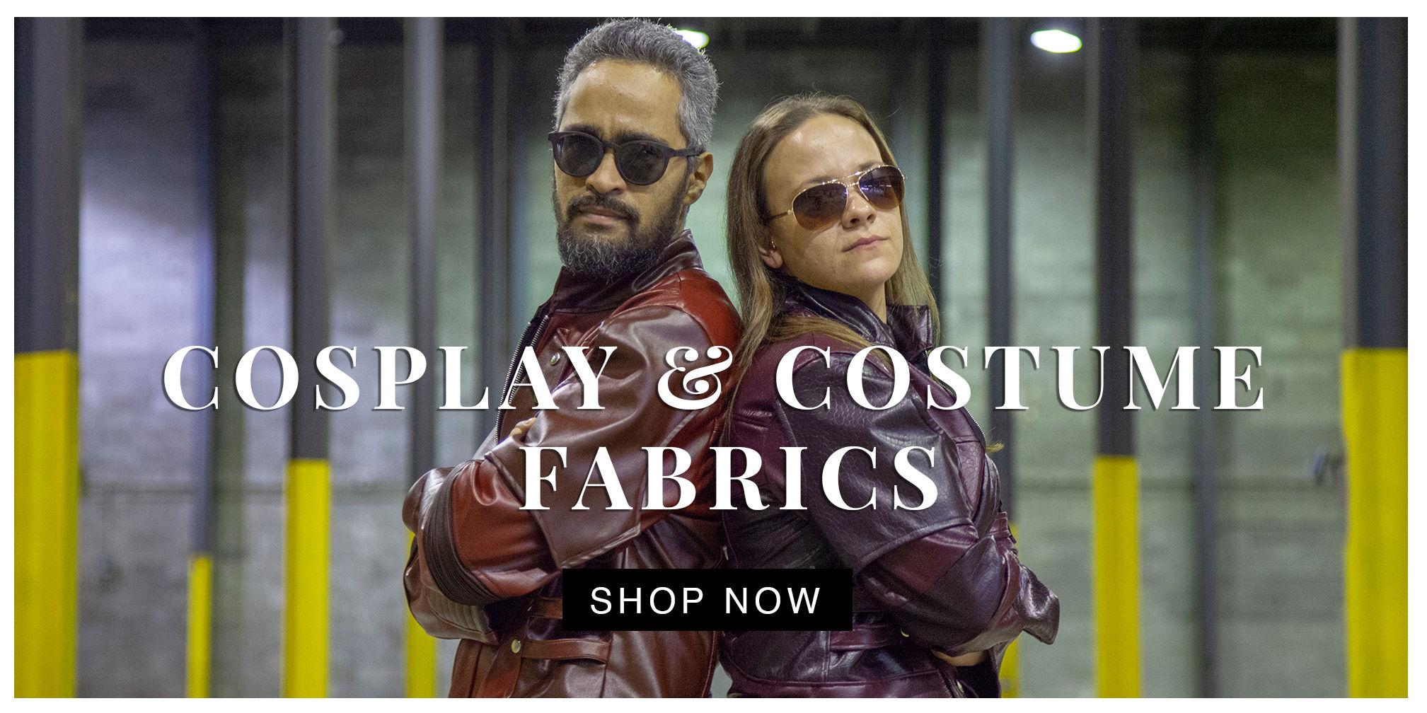 Costuming & Cosplay Fabrics