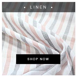 Linen Knit Fabric
