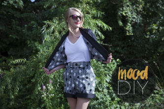 Related Mood Sewciety Post - Mood DIY: Free Blazer Sewing Template