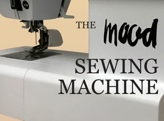 Related Mood Sewciety Post - Anatomy of a Sewing Machine