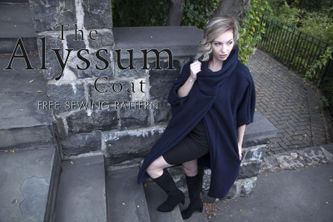 Related Mood Sewciety Post - The Alyssum Coat: Free Sewing Pattern