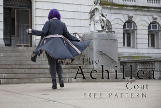 Related Mood Sewciety Post - The Achillea Coat - Free Sewing Pattern