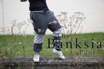 Related Mood Sewciety Post - The Banksia Pant - Free Sewing Pattern