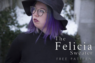 Related Mood Sewciety Post - The Felicia Sweater - Free Sewing Pattern
