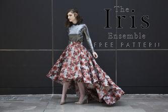 Related Mood Sewciety Post - The Iris Ensemble - Free Sewing Pattern