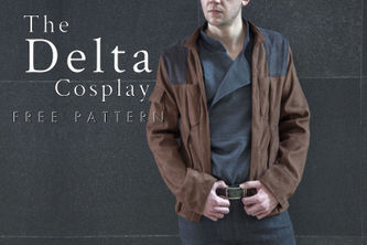 Related Mood Sewciety Post - The Delta Cosplay - Free Sewing Pattern