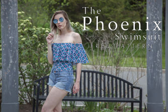 Related Mood Sewciety Post - The Phoenix Swimsuit - Free Sewing Pattern