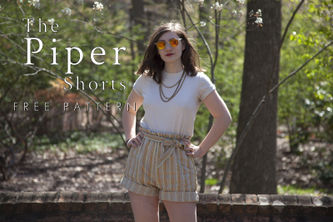 Related Mood Sewciety Post - The Piper Shorts - Free Sewing Pattern