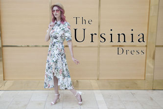 Related Mood Sewciety Post - The Ursinia Dress - Free Sewing Pattern
