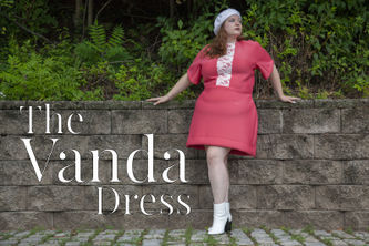 Related Mood Sewciety Post - The Vanda Dress - Free Sewing Pattern