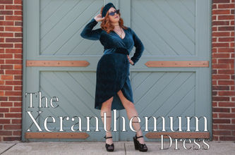 Related Mood Sewciety Post - The Xeranthemum Dress - Free Sewing Pattern