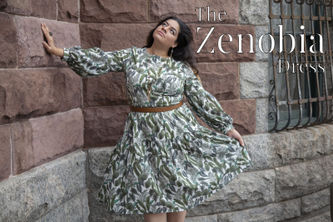 Related Mood Sewciety Post - The Zenobia Dress - Free Sewing Pattern