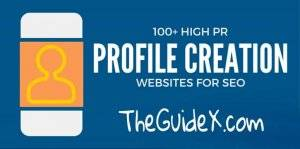 profile creation sites for seo