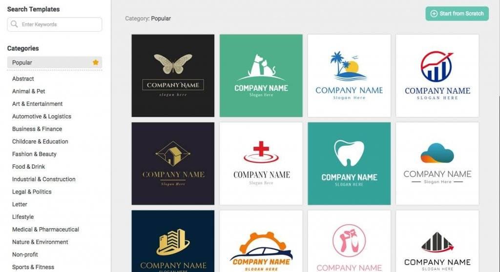DesignEvo, Logo Creating Tool, Best Online Creating Tool, Tools For Logo Design, Best Logo Design Online Tool
