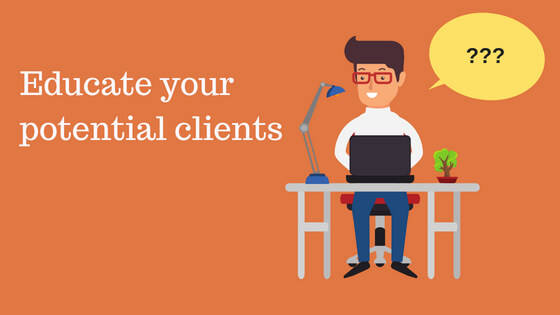 potential clients