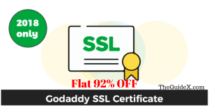 GoDaddy SSL Coupon, GoDaddy SSL Promo Code