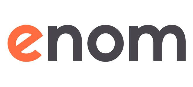 enom domain registrar