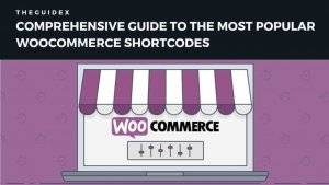 how to use woocommerce shortcode