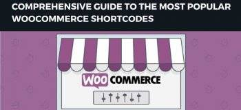 shortcodes for woocommerce