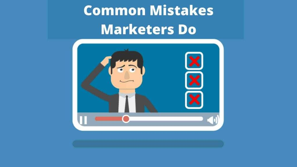 Common Mistakes Marketers Do Using Amazon Advertising