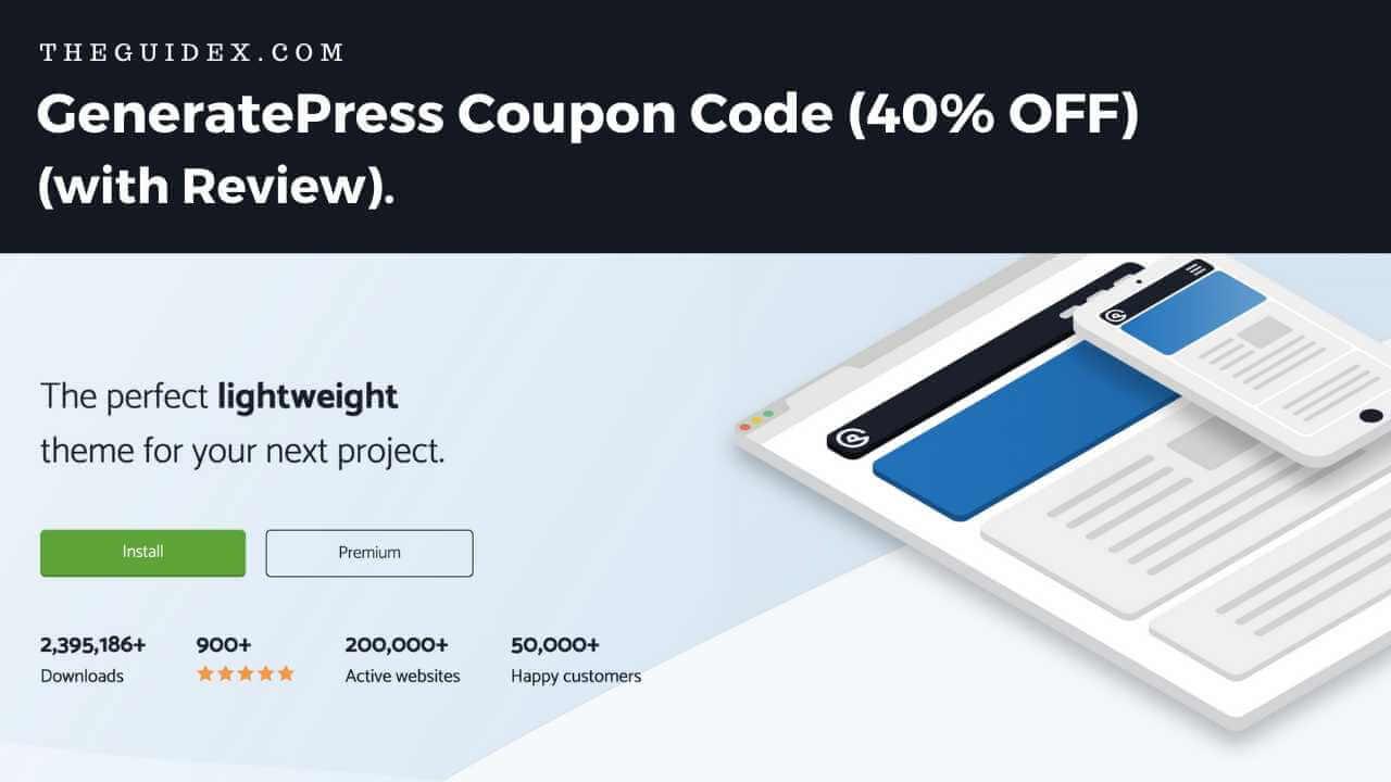 generatepress coupon, generatepress promo code, generatepress coupon code, generatepress discount