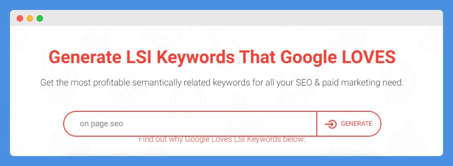 Free LSI Tools, LSI Keyword, LSI Keyword Research Tools, LSI Keyword Tools, LSI Keywords, LSI Keywords Google