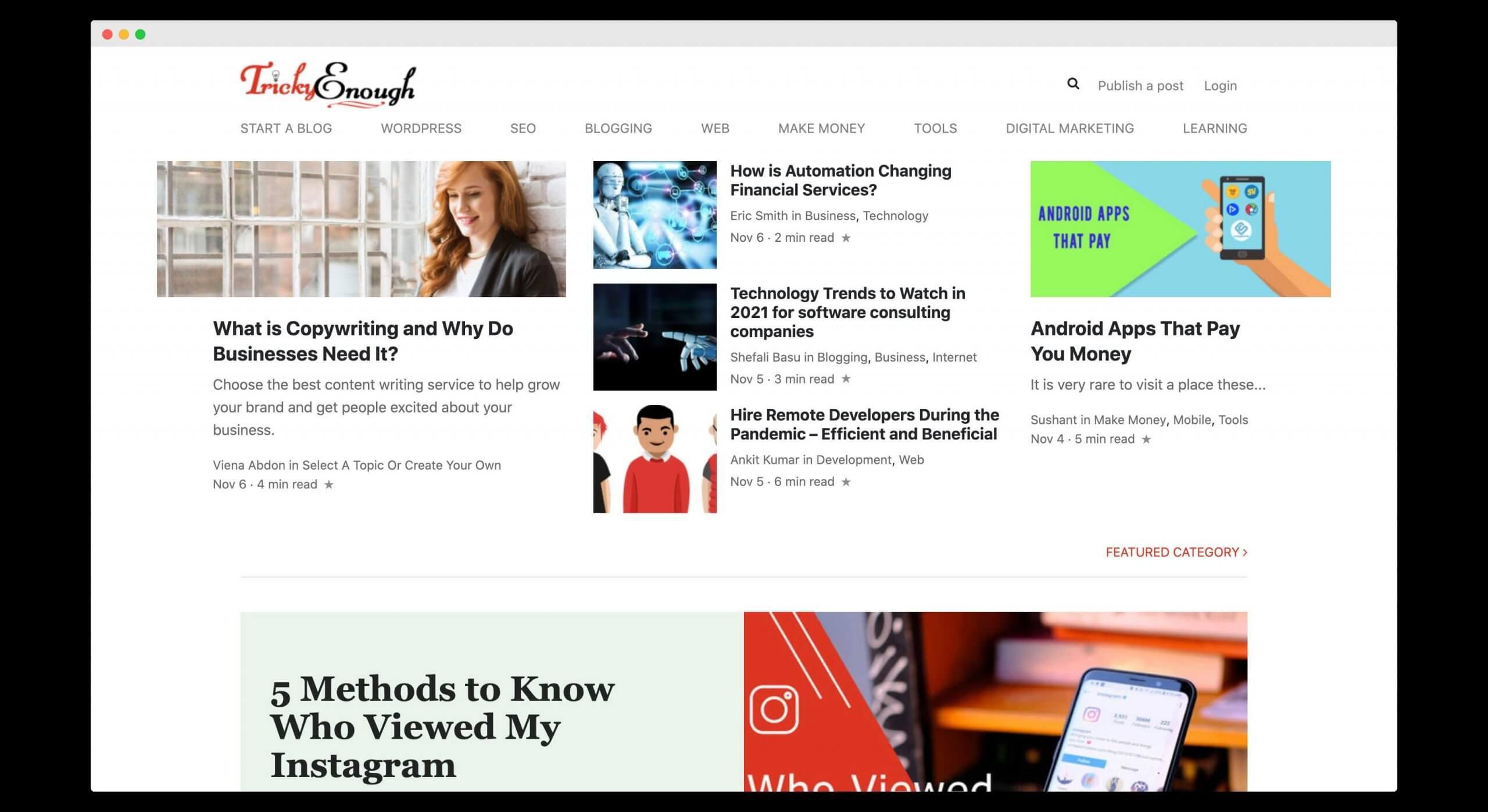 best technology blogs, best technology blogs to follow, tech blogs, technology blogs, technology blogs to follow
