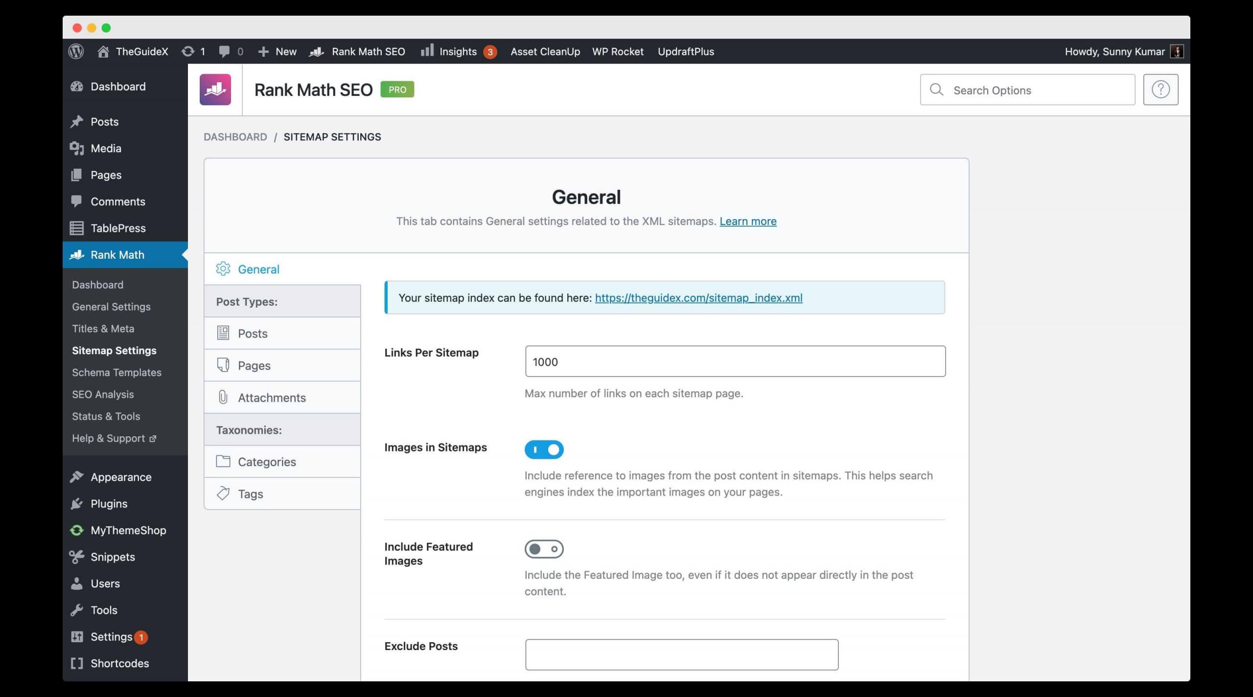 optimize your sitemap, sitemap, wordpress sitemap optimize