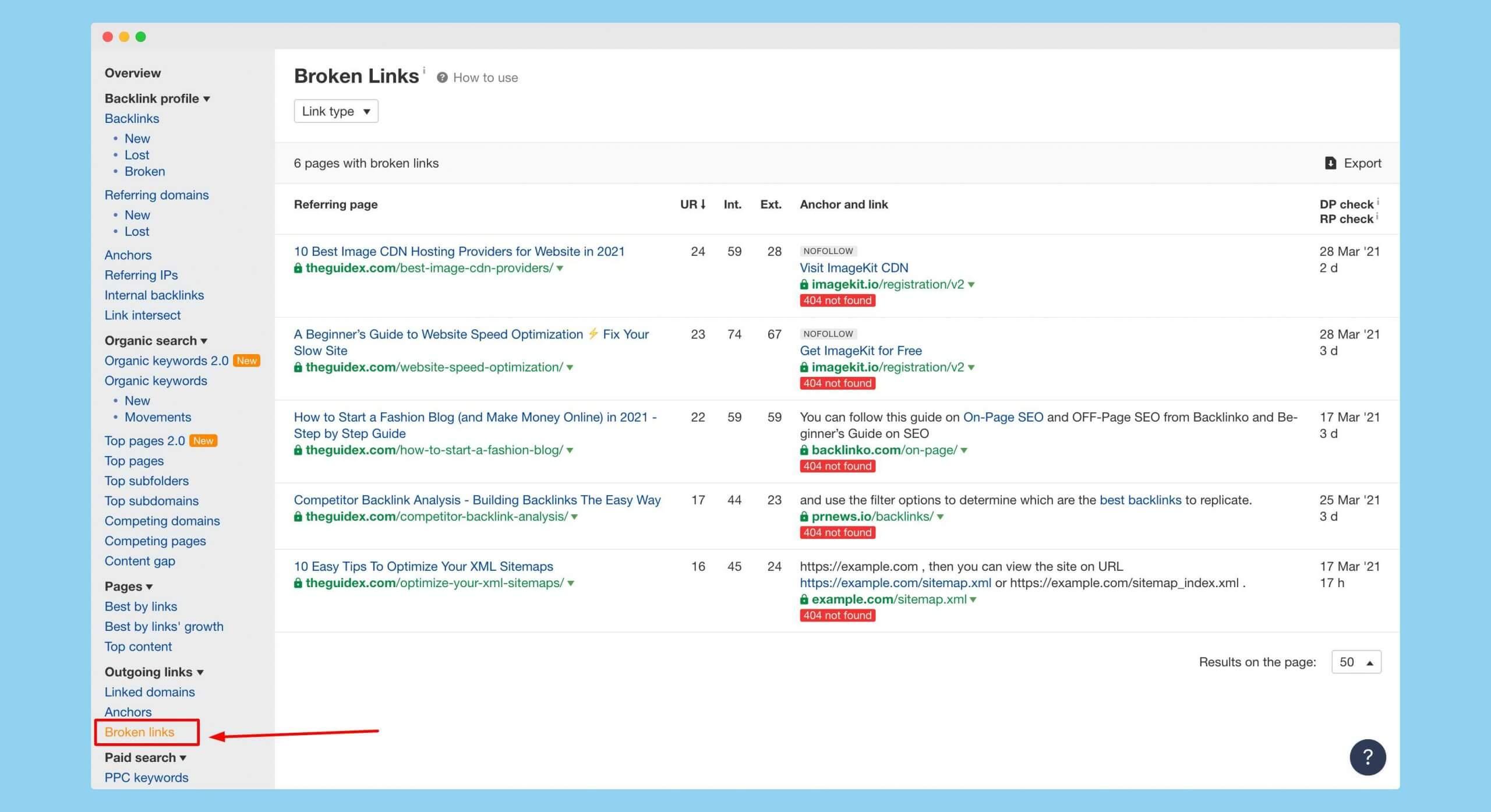 broken links, fix broken links, fix broken links in wordpress, how to fix broken links
