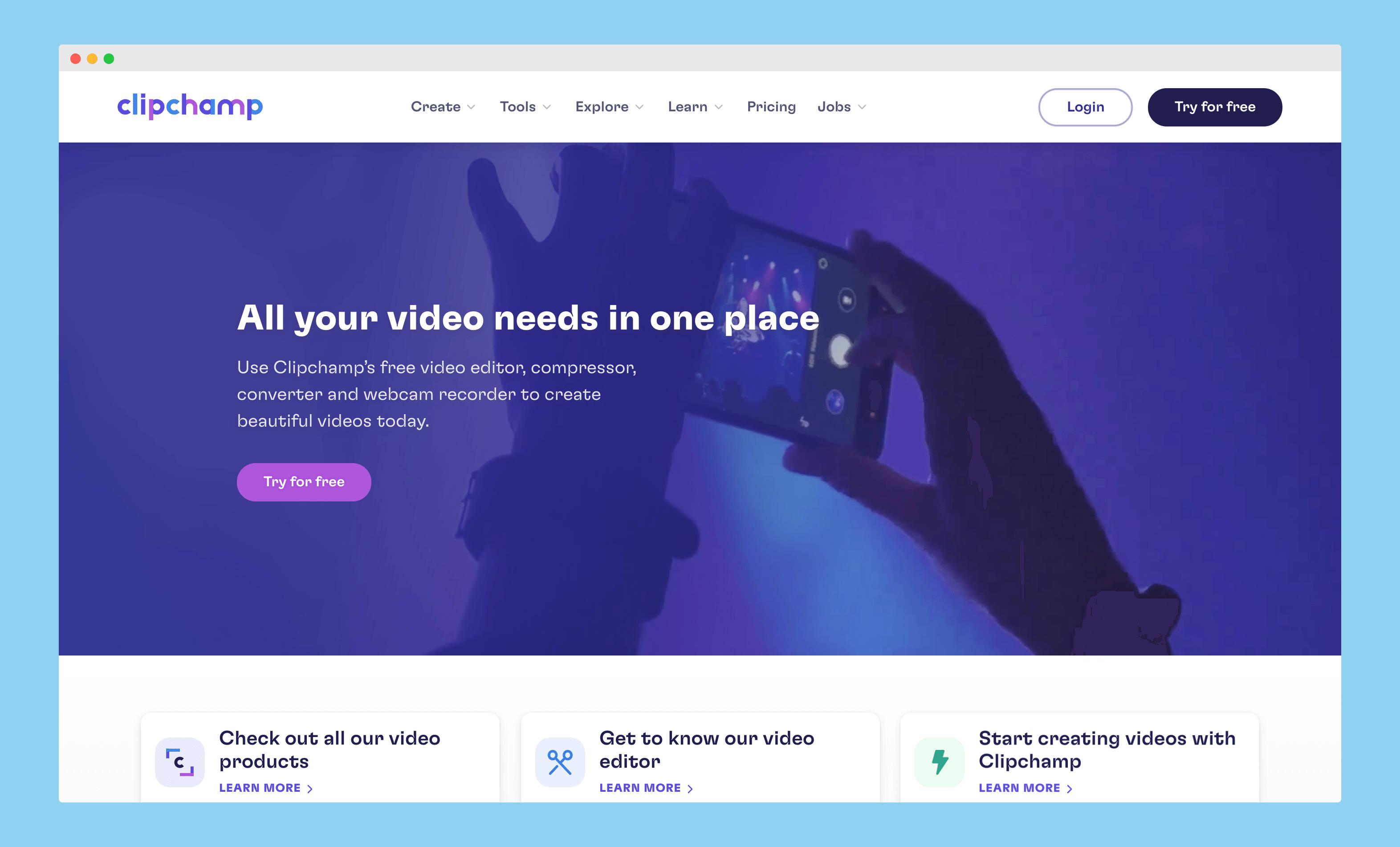 best video editing website, free video editing software, video editing software
