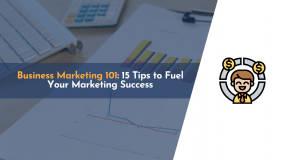 business marekting, business marketing 101