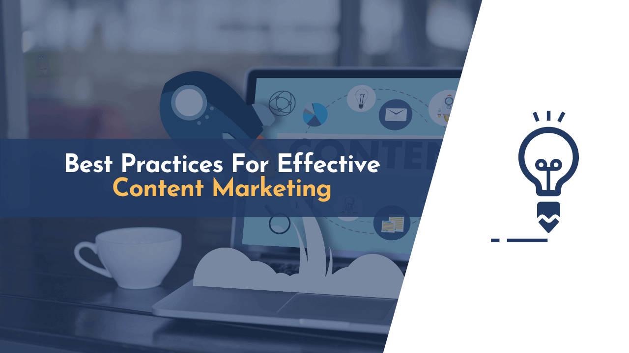 content marketing, effective content marketing