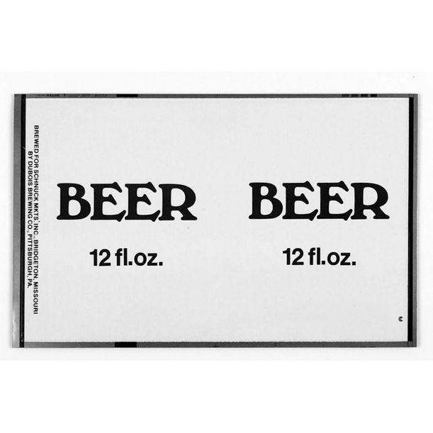 Lot 41: Beer