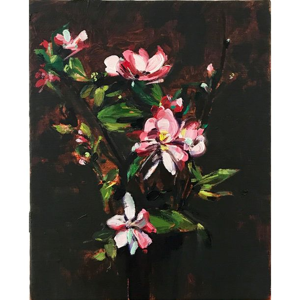 Lot 54: Apple Blossoms (After Fantin-Latour)