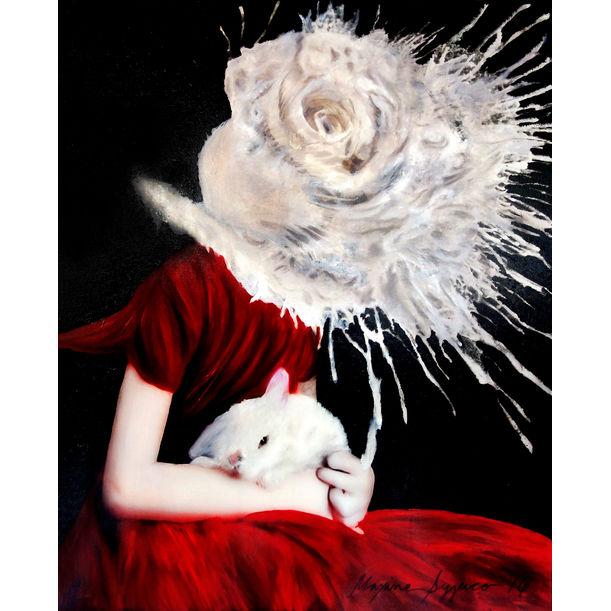 Fleur du Mal *Winner, Best Album Art, Independent Music Awards, New York City, U.S.A.