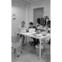 Emma Critchley & Genevieve Chua