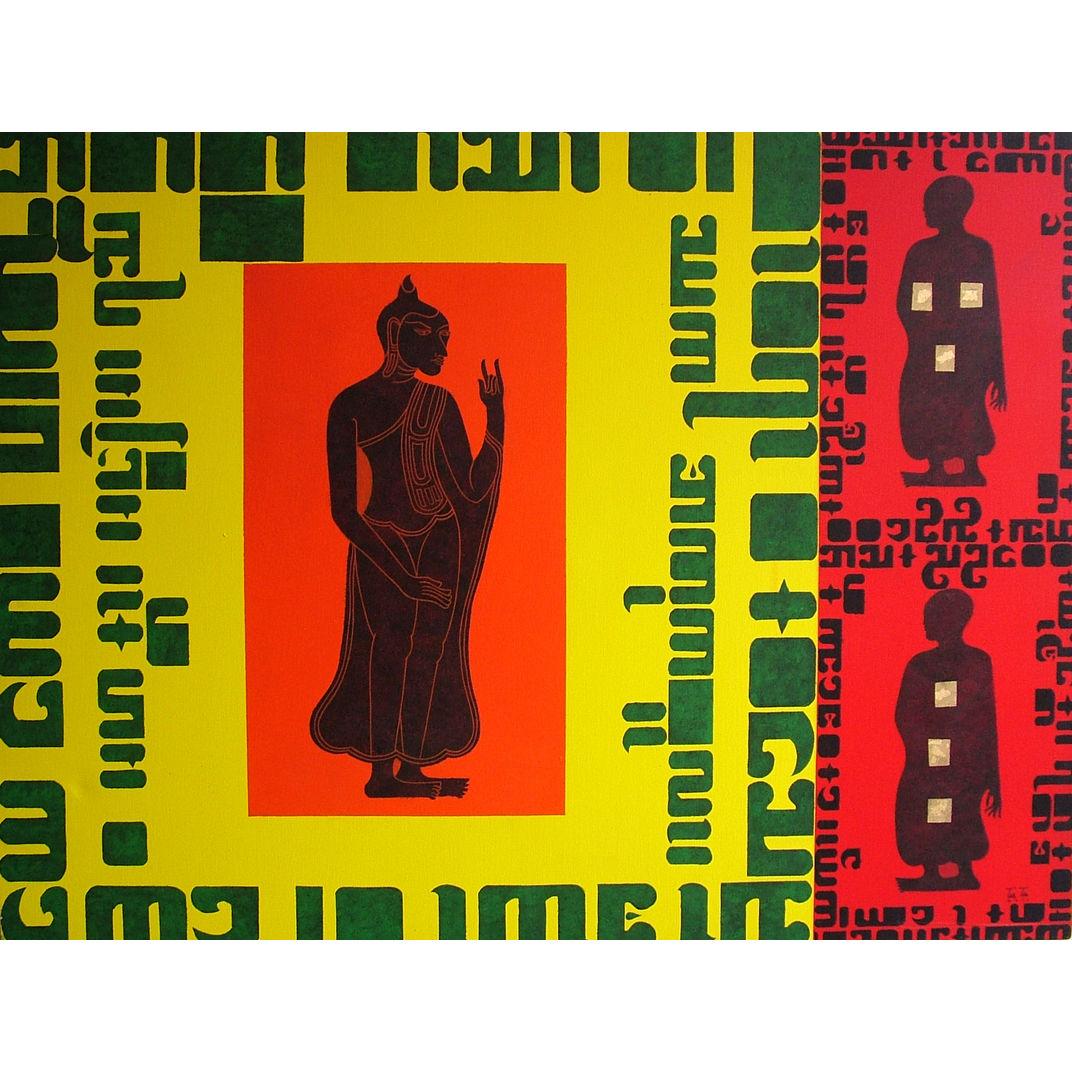 Buddha Series by Tartie